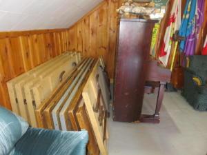 19 Beaver - main floor - folding tables