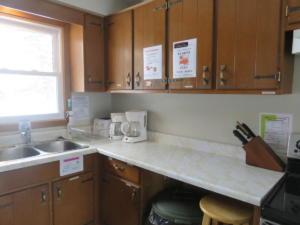 5 Black's - main floor -Kitchen area