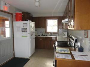 7 Black's - main floor -Kitchen area