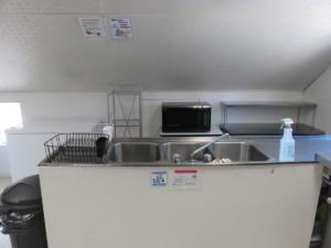 9 Beaver - main floor -Kitchen