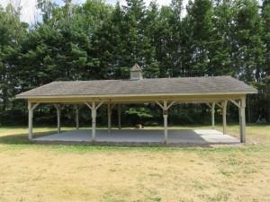 Stu Murchie Pavilion New