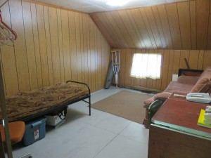 16 Beaver Lodge main floor - Scouter 1st Aid room