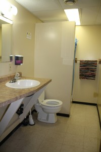 26 Beaver Lodge - lower washroom 1