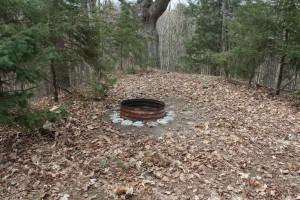 3 Major R.J. Blacks  - campfire at back