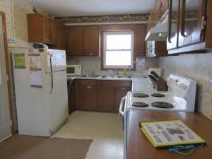 4 Major R.J. Blacks main floor - Kitchen Area