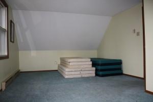 11 Major R.J. Black's - upstairs bedroom