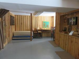 36 Beaver - lower level -meeting room