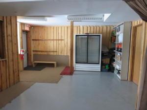37 Beaver Lodge- lower level -meeting room view towards exit door