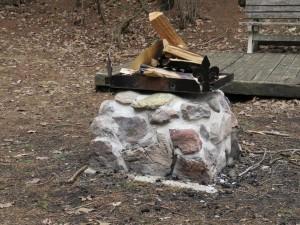 4 Memorial Campfire