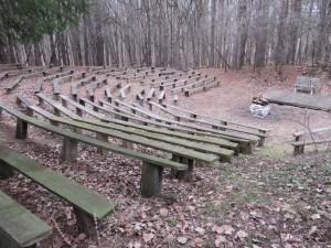 5 Memorial Campfire - Seating